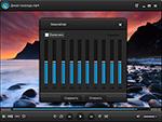 Звуковой эквалайзер в Windows Player